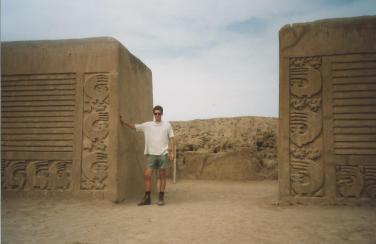 ©1997 Ancient Adobe City of Chan Chan, Peru