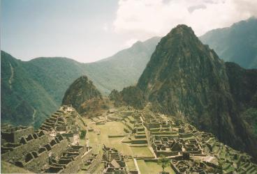 ©1997 Machu Picchu, Peru