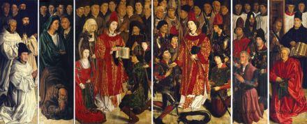 Panels of Saint Vincent