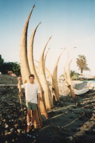 ©1997 Reed fishing boats, Peru