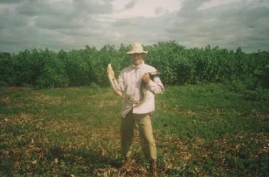 ©1997 Pampas, Bolivian Amazon