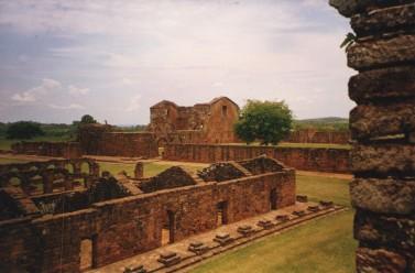 ©1997 Jesuit missions, Paraguay