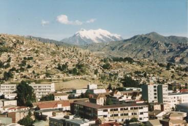 ©1997 La Paz, Bolivia