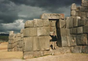 ©1997 Sacsayhuaman Inca fortress, Peru